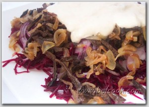 косовский салат