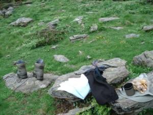 ботинки и сухарики