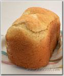 Горчичный хлеб с тимьяном