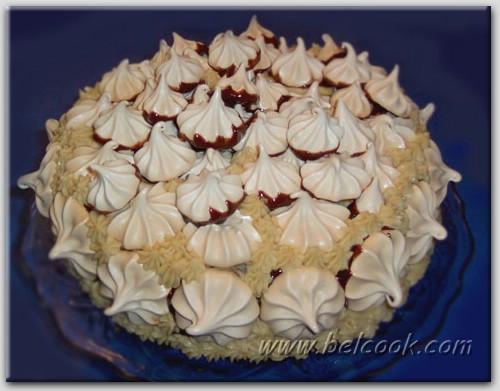 Рецепт торта Тайна графських розвалин