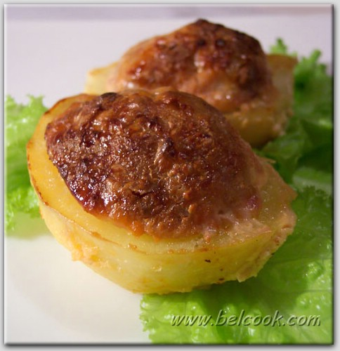 Блюда из картофеля - 158 простых и вкусных рецептов