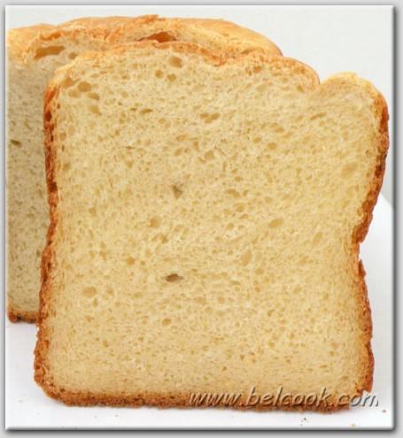 луково-горчичный хлеб