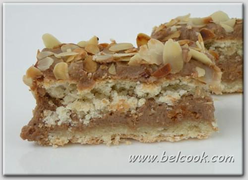 Рецепт торта Миндальный