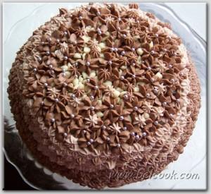 Торт Осиное гнездо