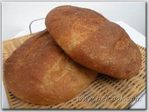 овсяный хлеб с медом