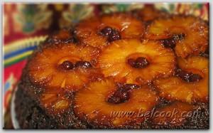 перевертыш ананас