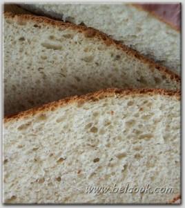 шведский хлеб разрез