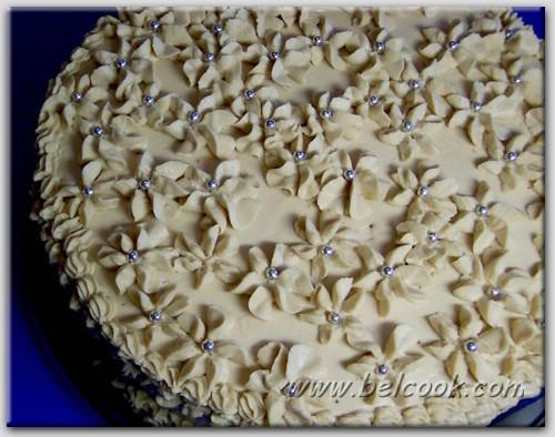 Рецепты тортов с фото простых очень