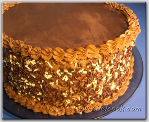 Рецепт торта Луна