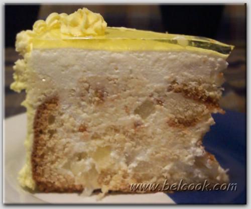 Сметанные торты с фото рецепты